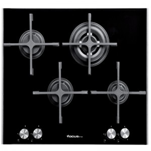 Electro mbh | Four à gaz ventilé F732X FOCUS