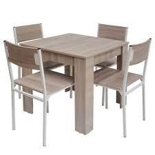 Electro mbh   Table salle à manger FLORA 80*80 cm