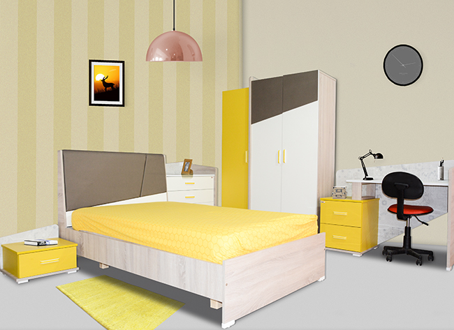 Chambre à coucher enfant stone - Electro MBH | Tunisie