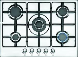 Electro mbh | Plaque de cuisson 5 feux gaz franco