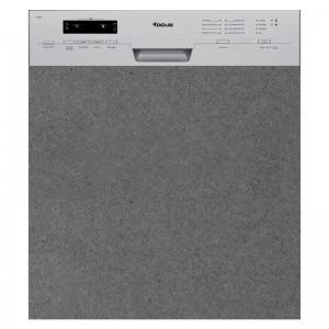 Electro mbh   lave vaisselle semi encastrable F500X FOCUS