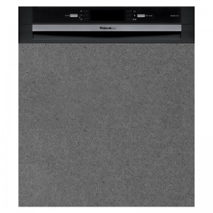 Electro mbh   lave vaisselle semi encastrable QUADRA 1310 FOCUS