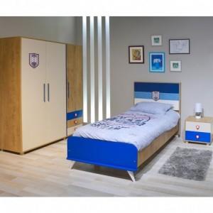 Electro mbh | Chambre à coucher enfant CAMPUS