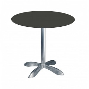 Electro mbh | Table bistrot ronde Ø70cm TOP COMPACT