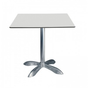 Electro mbh | Table bistrot carré 70*70 cm TOP COMPACT