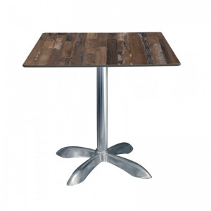 Electro mbh | Table bistrot carré 60*60 cm TOP COMPACT
