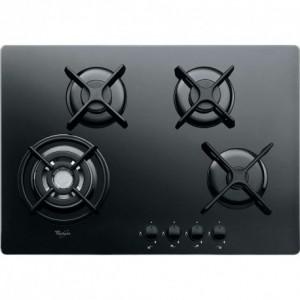 Electro mbh | Plaque de cuisson 4 feux noir AKT5000NB  WHIRLPOOL