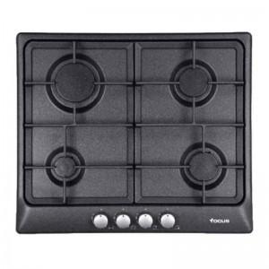 Electro mbh | Plaque de cuisson 4 feux F401 B FOCUS