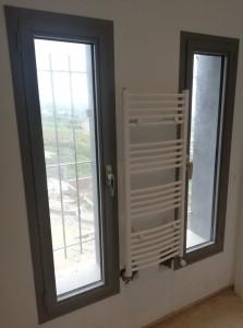 Electro mbh   Fenêtre battante 1 vantail en Aluminium