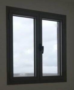 Electro mbh   Fenêtre battante 2 vantaux en Aluminium