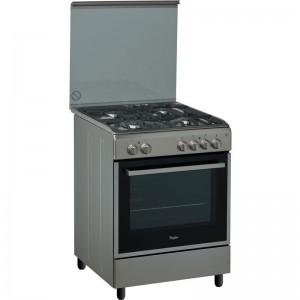 Electro mbh | Cuisinière à gaz ACMT 6310  WHIRLPOOL  Inox