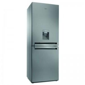 Electro mbh | Réfrigérateur  490 litres inox  BTNF5011OX-AQ WHIRLPOOL