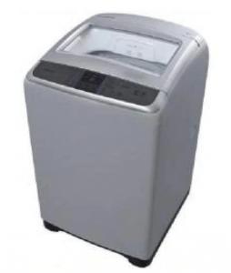Electro mbh | Machine à laver Top 8 Kg Silver BIOLUX