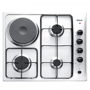 Electro mbh | Plaque de cuisson F806X FOCUS