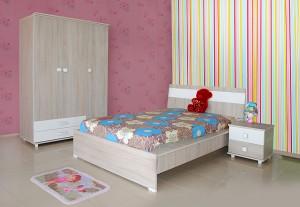 Electro mbh | Chambre à coucher enfant donia