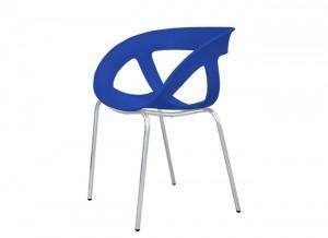 Electro mbh | chaise design chromé sotufab