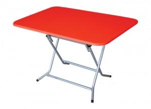 Electro mbh | Table pliante rectangulaire 120*80 cm