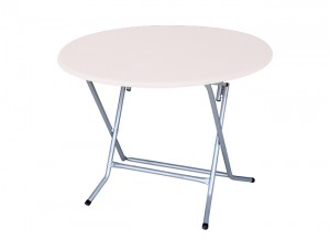 Electro mbh | table pliante ronde