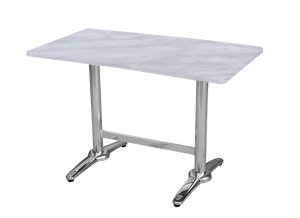 Electro mbh   table bistrot rectangulaire
