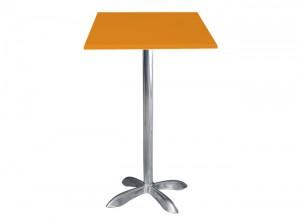 Electro mbh   Table Pizzaria carré Werzalit