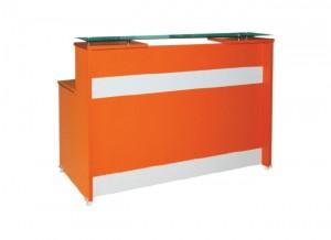 Electro mbh | Comptoir de réception ICARO avec 2 tiroirs