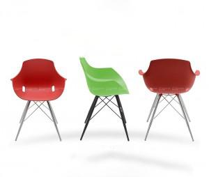 Electro mbh | chaise bella chromé