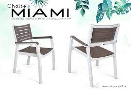 Electro mbh   chaise MIAMI