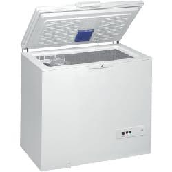 Electro mbh | Congélateur Horizontal Whirlpool 450L Defrost+ (CF430A+)