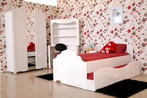 Electro mbh | Chambre à coucher enfant lady
