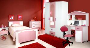 Electro mbh | Chambre à coucher enfant cabane