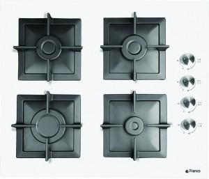 Electro mbh   Plaque  de cuisson 4 feux franco