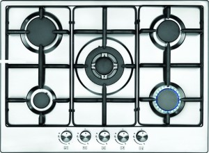 Electro mbh   Plaque de cuisson 5 feux gaz franco