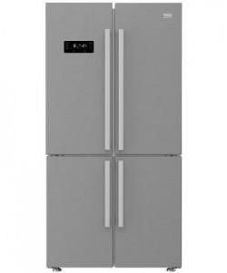 Electro mbh | Réfrigérateur BEKO  Side By Side 680 Litres Silver