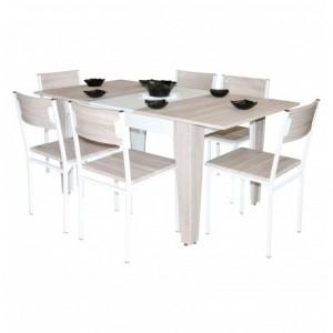 Electro mbh | Table extensible 130/170x90cm