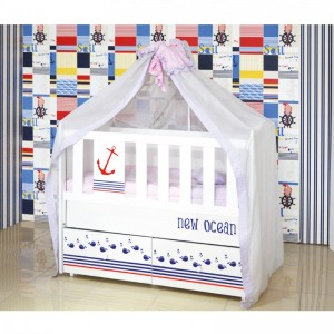 Electro mbh | Chambre bébé lit basculant