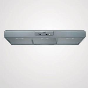 Electro mbh   Hotte inox 90 cm AKR-934-IX WHIRLPOOL