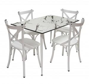 Electro mbh | Table salle à manger TIVOLI TOP COMPACT 120*70 cm