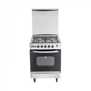 Electro mbh   cuisiniére saphir 4 feux gris
