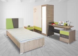 Electro mbh | Chambre à coucher enfant graphic