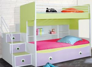 Electro mbh | Chambre à coucher enfant twin