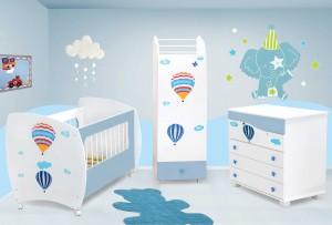 Electro mbh | chambre bébé BAMBINO