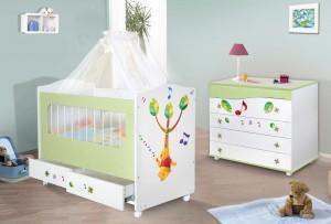 Electro mbh | chambre bébé DAILY