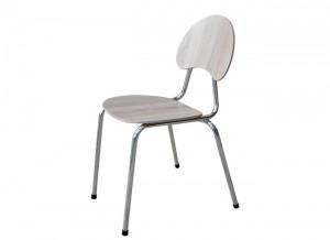 Electro mbh | chaise familia chromé