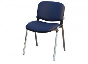 Electro mbh | chaise ISO skai chromé