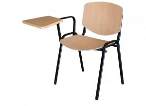 Electro mbh | chaise tripoli avec tablette