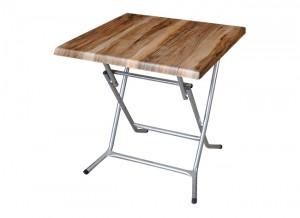Electro mbh | table pliante carré