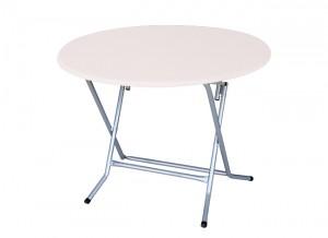 Electro mbh | table pliante ronde