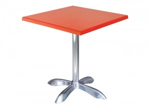 Electro mbh | Table bistrot carré 60*60 cm