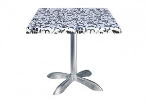 Electro mbh | Table bistrot carré 70*70 cm