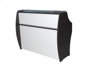 Electro mbh | Comptoir de réception VICTOR avec 1 tiroir